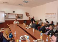 Ден на отворените врати - ІV Помощно училище, гр. София 20.04.2016 г.