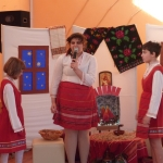 Коледно тържество в ІV ПУИ 2016 г.