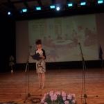 Приветствие от името на родителите – г-жа Елка Иванова – председател на Обществен съвет към училището