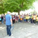 Спортни мероприятия за ученици от помощните училища Каварна юни 2017
