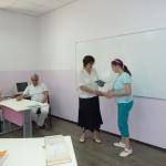 Учениците получават  Свидетелство за І СПК